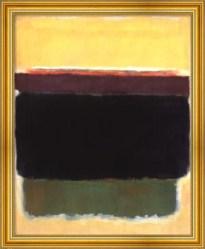 1949 Gold Frame