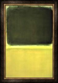 1951 Black and Gold Bordeaux Frame